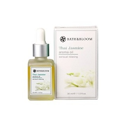 bath&bloom 室內‧衣物香氛-泰國茉莉香氛油  Thai Jasmine aroma oil
