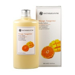 芒果柑橘香氛美體乳 Mango Tangerine body lotion