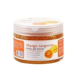 bath&bloom 身體去角質-芒果柑橘身體角質代謝霜 Mango Tangerine body scrub