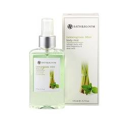 bath&bloom 女性香氛-檸檬草薄荷美體淡香水 Lemongrass Mint body mist