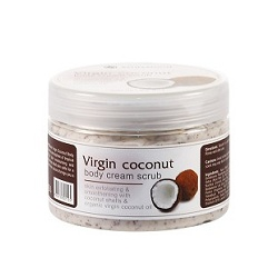 bath&bloom 特級椰油修護系列-冷萃椰油美體角質代謝霜 Virgin Coconut body scrub