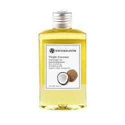 bath&bloom 特級椰油修護系列-冷萃椰子純天然植物按摩油 Virgin Coconut massage oil