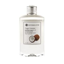 bath&bloom 特級椰油修護系列-特級冷萃椰子有機萬能美體油 Certified organic virgin coconut oil