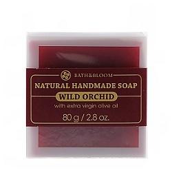 野生蘭花天然手工香皂 Wild orchid soap