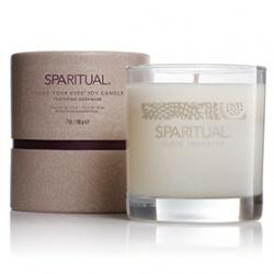 SPARITUAL 室內‧衣物香氛-天竺葵精油蠟燭 CLOSE YOUR EYESR SOY CANDLE
