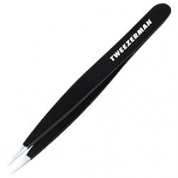 TWEEZERMAN 微之魅 彩妝用具-專業尖頭眉夾 Point Tweezer