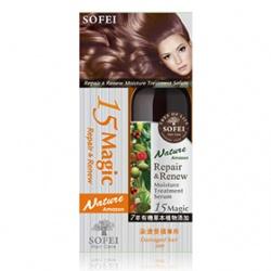 SOFEI 舒妃 護髮-15奇跡毛髮修護噴霜(染燙受損)