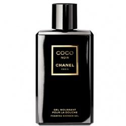 黑色COCO泡沫沐浴乳