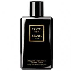 CHANEL 香奈兒 身體保養-黑色COCO柔膚身體乳液
