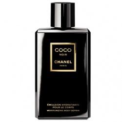 黑色COCO柔膚身體乳液