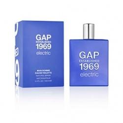 GAP  男士香氛-1969酷炫男性淡香水