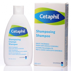 Cetaphil 舒特膚 洗髮-溫和洗髮精 Shampoo