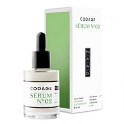 CODAGE  精華液系列-2號精華-控油修復 Serum No.2 Mattifying & Repairing