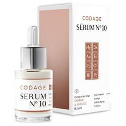CODAGE  精華液系列-10號眼周精華 Serum No.10 Energy & Anti-aging Eye Coutour Serum