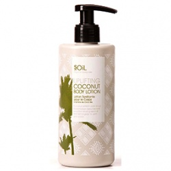 SOiL 所倚 身體保養-有機椰子甦活保濕身體乳