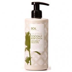 有機椰子甦活保濕身體乳