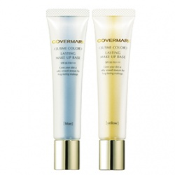 COVERMARK 防曬‧隔離-草本光透亮隔離霜SPF38 PA+++ JUSME COLOR LASTING MAKE UP BASE SPF38 PA+++
