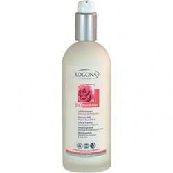 LOGONA 諾格那 洗顏-玫瑰蘆薈洗卸潔顏乳 Cleansing Milk organic Rose& Aloe