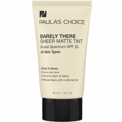 Paula`s Choice 寶拉珍選 粉底液-裸妝柔光防曬粉底乳SPF30 Barely There Sheer Matte Tint SPF 30