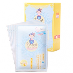 But,Becky 寶兒貝姬 3D原味美肌派-水膠原修護面膜 Collagen Repair Mask