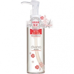 divinia 蒂芬妮亞 清潔潔顏系列-無油感清爽潔顏油(法國玫瑰)
