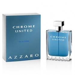 AZZARO  男香-Chrome United酷藍唯我男性淡香水 Chrome United