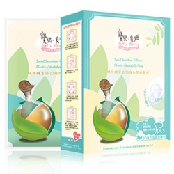 蝸牛醣蛋白3D強力緊緻面膜 Snail Secretion Filtrate Elastic-Stretchable Mask