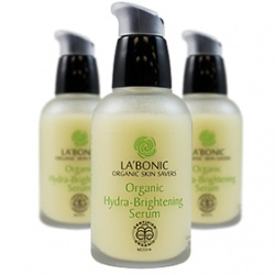 有機亮白保濕精華乳 Organic Hydra-Brightening Serum