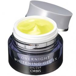 ORBIS  保養面膜-極淨澈白晚安面膜 OVERNIGHT WHITENING GEL EX
