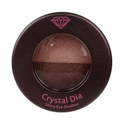 Crystal Dia目光圍繞雙色眼影