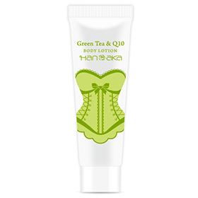 HANAKA 花戀肌 身體保養-綠茶Q10彈力補水身體乳液