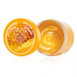The Body Shop 美體小舖 雨林花叢蜂蜜身體系列-雨林花叢蜂蜜泡泡香浴乳