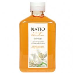 香橙花氛芳保濕沐浴乳
