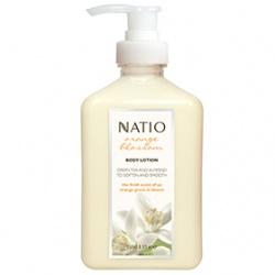 Natio 身體保養-香橙花氛芳保濕身體乳