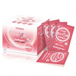 VitaWell 維體雅 營養補給食品-膠原綺姬 膠原蛋白粉 Collagen Powder