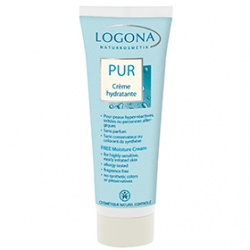 LOGONA 諾格那 溫和舒敏保養系列-溫和舒敏保濕乳液  FREE Moisture Cream