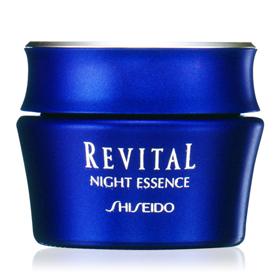 SHISEIDO資生堂-專櫃 莉薇特麗系列-莉薇特麗嫩白賦活液(夜用) Revital (NA) Night Essence