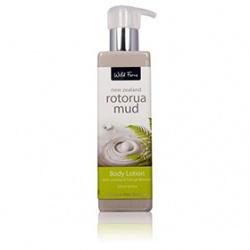 Wild Ferns 身體保養-保濕身體乳 Rotorua Mud Body Lotion