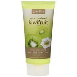 Wild Ferns 手部保養-緊緻抗皺護甲護手霜 Kiwifruit Hand and Nail Creme