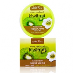 Wild Ferns 紐西蘭奇異果-緊緻抗皺晚霜 Kiwifruit Night Creme