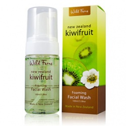 Wild Ferns 洗顏-泡沫潔顏幕斯 Kiwifruit Facial Wash