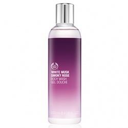 紫玫麝香沐浴膠