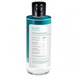belif 臉部卸妝-草本舒緩保濕潔膚水 Cleansing Control Essence