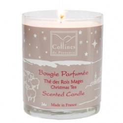 Collines des Province 法國山城純淨香氛 香氛蠟燭系列-耶誕暖茶香氛蠟燭