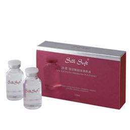 Silk Soft 詩柔 臉部保養-玻尿酸超保濕原液
