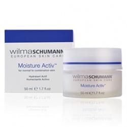 WilmaSchumann 威瑪舒曼 乳霜-保濕活膚水凝霜 Moisture Activ&#8482