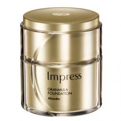 Kanebo 佳麗寶-專櫃 Impress Granmula 印象之美 頂極賦活系列-頂極賦活粉霜 SPF25 PA++