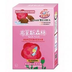 布萊斯森林 保養面膜-保加利亞玫瑰+乳油木果 補水潤澤雙膜組