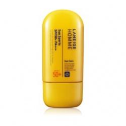 男仕臉部保養產品-型男防曬乳SPF50+ PA+++