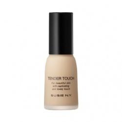 輕透柔光粉底液SPF25 PA++ SUSIE N.Y. Tender Touch